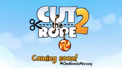 Cute the Rope 2 para Android, iPhone y iPad estrena nuevo tráiler