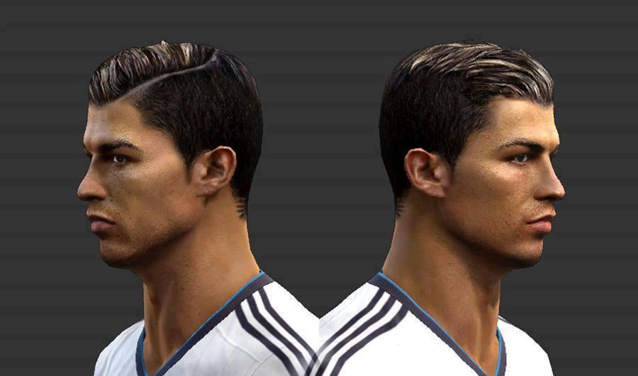 ¿No te convence la cara de Cristiano Ronaldo en PES 2014? Prueba este mod