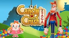 Candy Crush Saga para Android se actualiza con 45 nuevos niveles