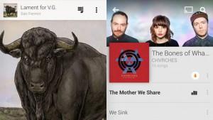 Google Play Music llega a iOS con un mes gratis de suscripción premium