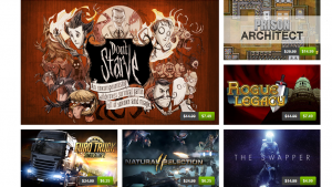 Humble Bundle lanza la Humble Store: ofertas y videojuegos baratos por una buena causa