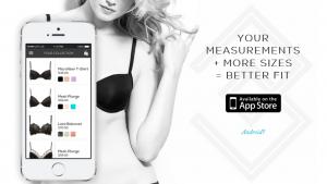 ThirdLove: la app que hace ropa interior a medida con fotos de iPhone