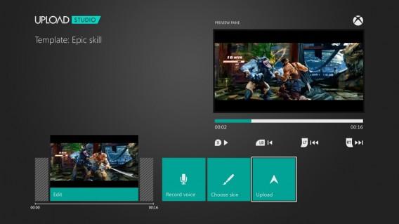 Xobx One: Upload Studio, un cadeau pour les plus joueurs d'entre nous
