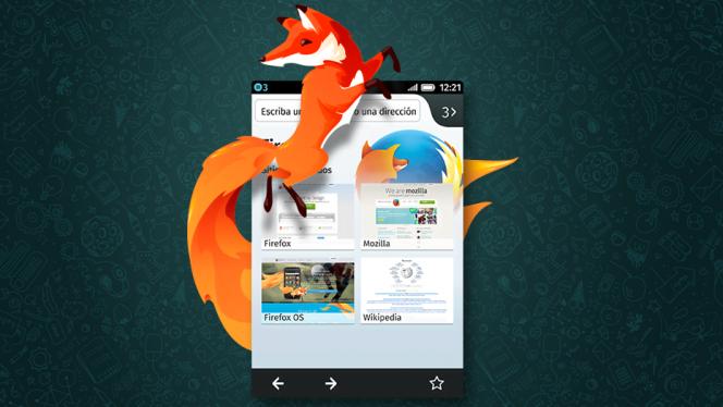 WhatsApp para Firefox OS