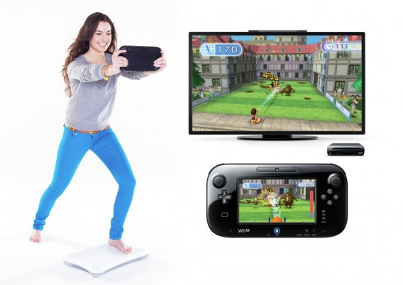Wii Fit U – Wii U (13.12)