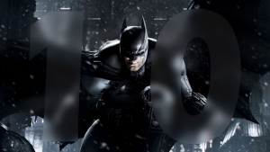 10 cosas que debes saber sobre Batman Arkham Origins