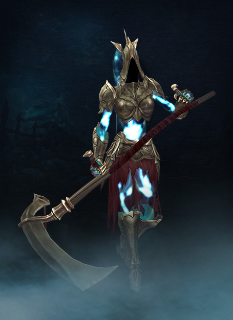 Diablo 3 Death Maiden