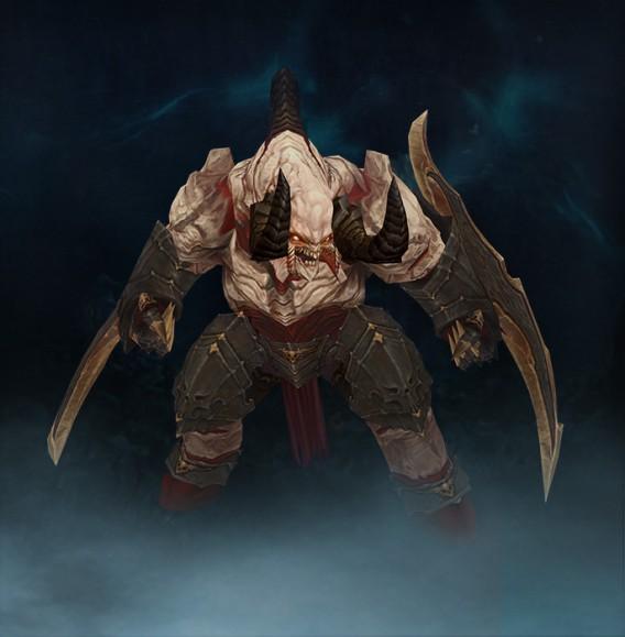 Diablo 3 Executioner