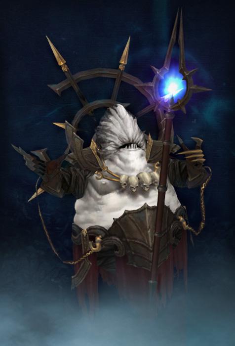 Diablo 3 Ghastly Seraph