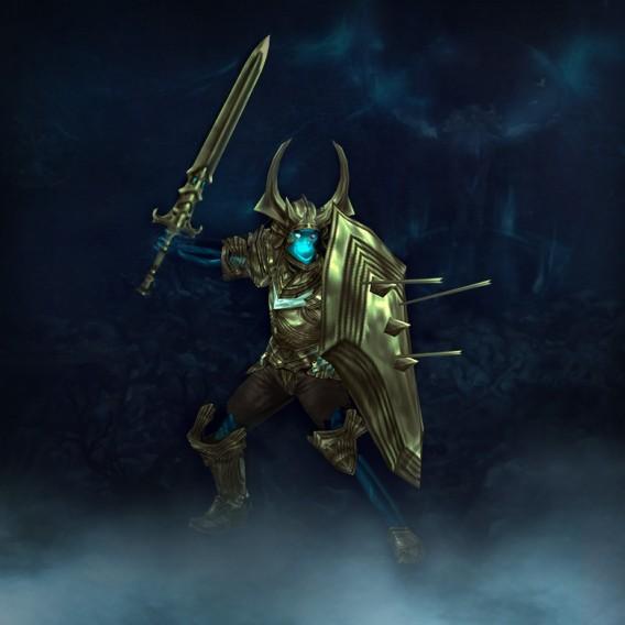 Diablo 3 Revenant Shield Guard