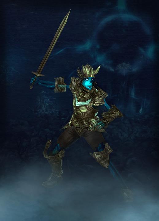 Diablo 3 Revenant Soldier