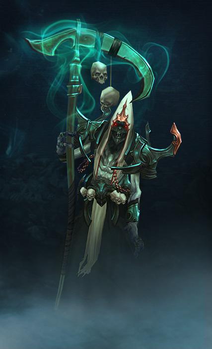 Diablo 3 Summoner of the Dead
