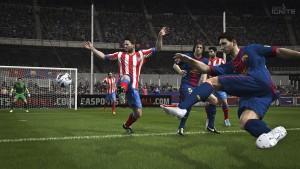 La demo de FIFA 14 next-gen enfrenta al Barça y el Real Madrid, ¿apuestas?