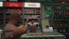 La crisis llega a GTA 5: puedes atracar tiendas sin tener una sola bala
