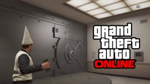 Fan de GTA Online logra acceder a una futura misión: ¿atracamos un banco?
