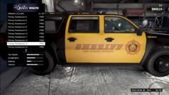 ¿Necesitas un coche de 6 personas en GTA Online? Róbale la furgo al sheriff