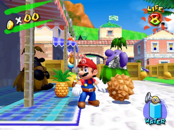 Quieres Un Mario Con Mundo Abierto En Wii U Diselo A Nintendo