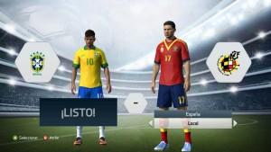 Juega como España en el Mundial 2014 con este mod de FIFA 14