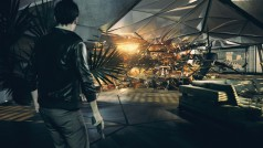 En Quantum Break, exclusivo de Xbox One, controlarás al héroe y al villano