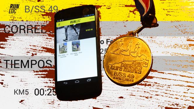Probamos Runloc, la aplicación para deportistas… y sus familias
