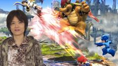 El director de Smash Bros. de Wii U impide que su problema afecte al juego