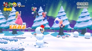 Un vídeo Super Mario 3D World para Wii U presenta al ejército de Bowser