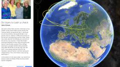La vida es un viaje y Google Tour Builder te ayuda a contarla