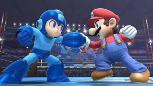Dos espadachines de Super Smash Bros. Wii U se enfrentan en un duelo épico