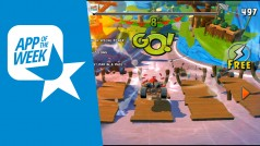 Los Angry Birds se lanzan a la carrera en Angry Birds Go!, la app de la semana