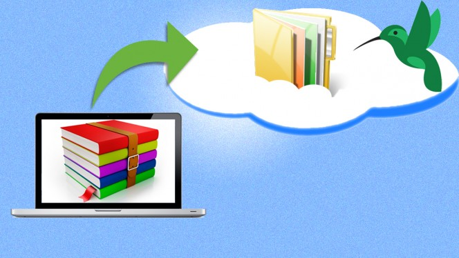 Backup-cloud-copy