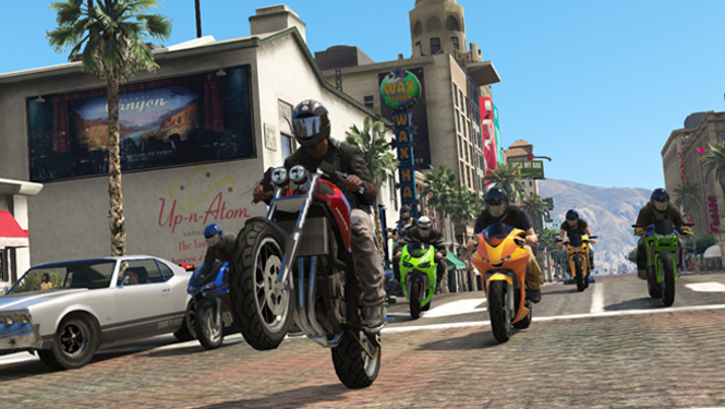GTA V Online: Deathmatch y Race Creators disponibles esta semana
