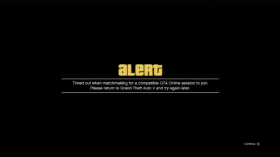 Servidores sobrecarregados atrapalharam GTA Online