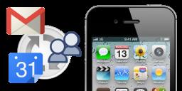 Cómo configurar Gmail, Calendario y Contactos en tu iPhone sin Google Sync