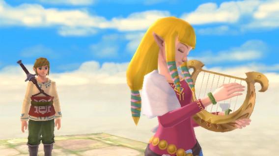 Link ficou um bom tempo sem salvar a princesa Zelda