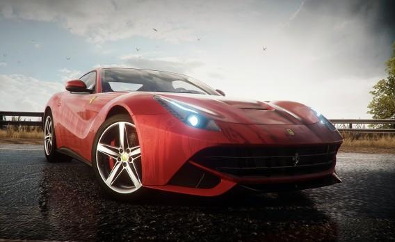 Problemas com carro e pista pioram experiência do jogo