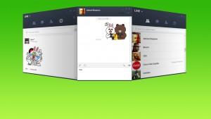 LINE actualiza su app de escritorio con nuevo diseño y Timeline