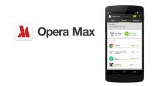 Opera lanza Max, la app para gastar menos datos en tu Android