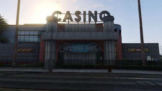 GTA 5 : Nous souhaitons l'ouverture du casino de Vinewood !