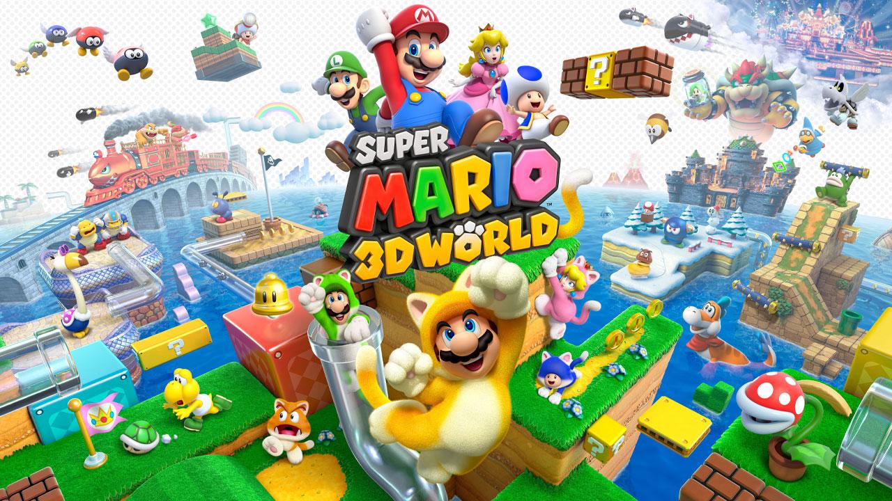Análisis Wii U: Super Mario 3D World