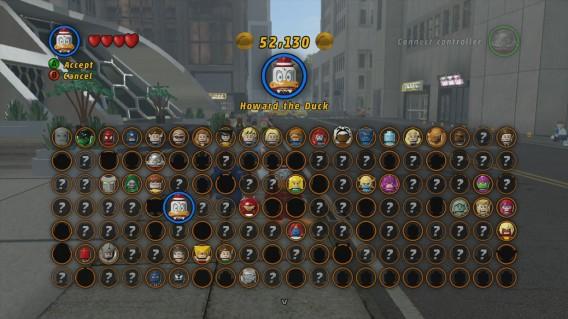 Lego Marvel Super Heroes Como Desbloquear Todos Los Personajes