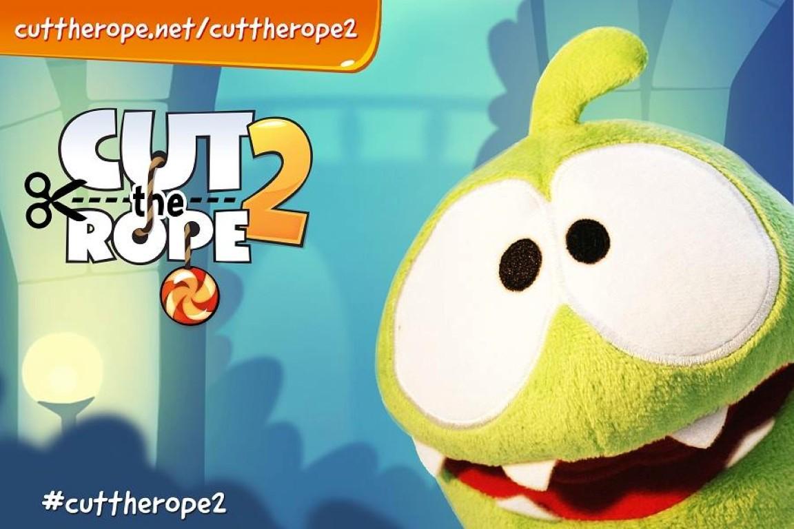 Cut The Rope 2 llega a iPhone y iPad