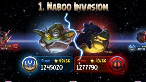 Angry Birds Star Wars 2 recibe 44 niveles nuevos y 3 personajes jugables