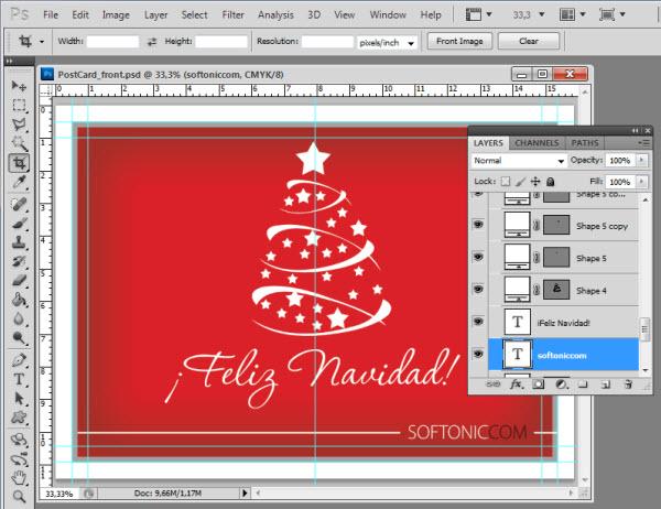 Felicitaciones De Navidad Personalizadas On Line.Tres Formas De Crear Una Felicitacion De Navidad