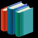 Acervo de livros no pen drive