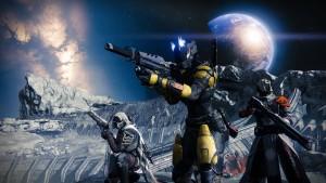 Más imágenes de Destiny, el misterioso shooter online de Xbox One y PS4