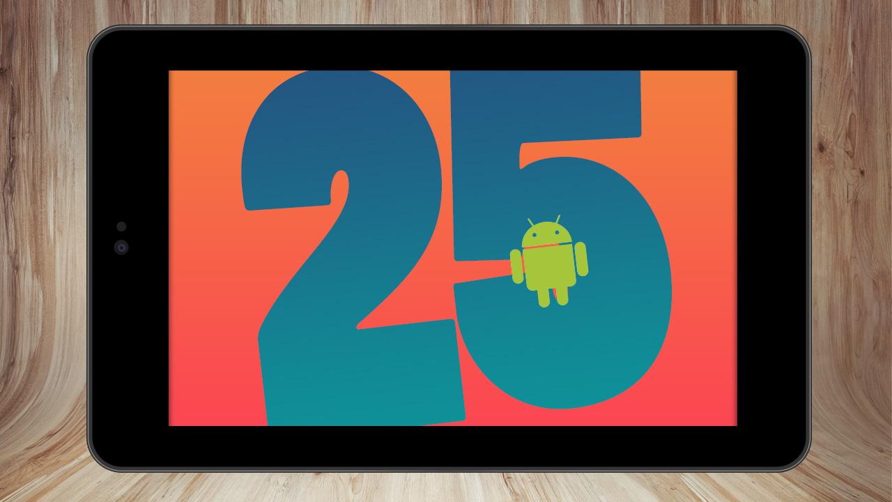 Las 25 mejores apps para tu tablet Android