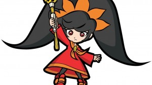 Imagen revela a la bruja Ashley en Super Smash Bros. Wii U