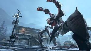 Call of Duty Ghosts tiene un nuevo alien y mapa Extracción: imágenes