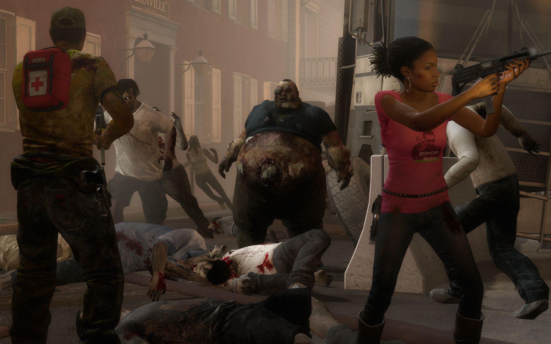 Es Esta La Primera Imagen De Left 4 Dead 3 Para Ps4 Xbox One Y Pc