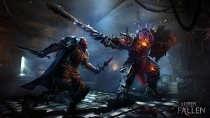 Lords of the Fallen para PS4 y Xbox One muestra batallas épicas
